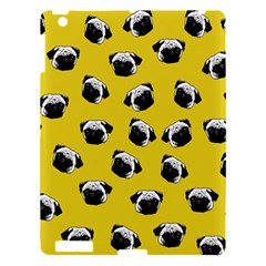 Pug dog pattern Apple iPad 3/4 Hardshell Case