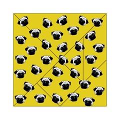 Pug dog pattern Acrylic Tangram Puzzle (6  x 6 )