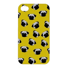 Pug dog pattern Apple iPhone 4/4S Premium Hardshell Case