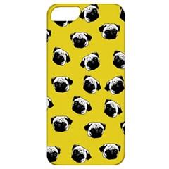 Pug dog pattern Apple iPhone 5 Classic Hardshell Case