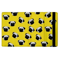 Pug dog pattern Apple iPad 3/4 Flip Case