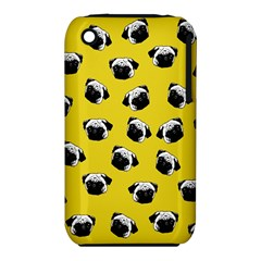 Pug dog pattern iPhone 3S/3GS