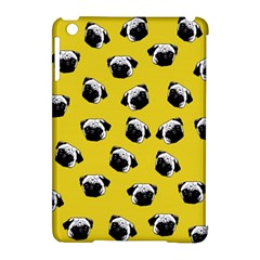 Pug dog pattern Apple iPad Mini Hardshell Case (Compatible with Smart Cover)