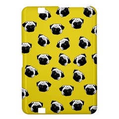 Pug dog pattern Kindle Fire HD 8.9
