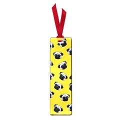 Pug dog pattern Small Book Marks