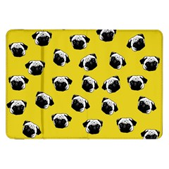Pug dog pattern Samsung Galaxy Tab 8.9  P7300 Flip Case