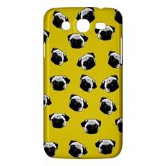 Pug dog pattern Samsung Galaxy Mega 5.8 I9152 Hardshell Case