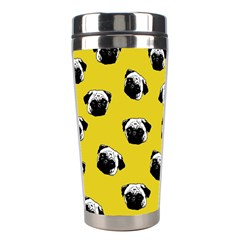 Pug dog pattern Stainless Steel Travel Tumblers
