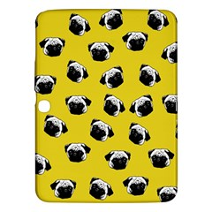 Pug dog pattern Samsung Galaxy Tab 3 (10.1 ) P5200 Hardshell Case