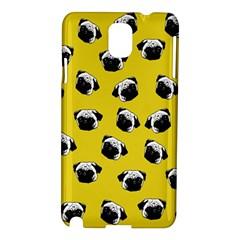 Pug dog pattern Samsung Galaxy Note 3 N9005 Hardshell Case