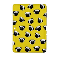 Pug dog pattern Samsung Galaxy Tab 2 (10.1 ) P5100 Hardshell Case
