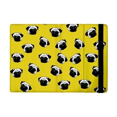 Pug dog pattern iPad Mini 2 Flip Cases
