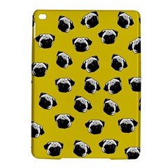 Pug dog pattern iPad Air 2 Hardshell Cases