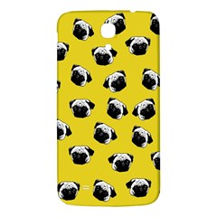 Pug dog pattern Samsung Galaxy Mega I9200 Hardshell Back Case