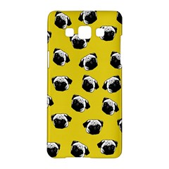 Pug dog pattern Samsung Galaxy A5 Hardshell Case