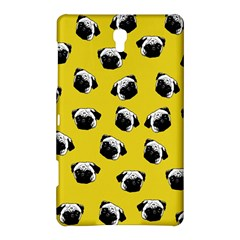 Pug dog pattern Samsung Galaxy Tab S (8.4 ) Hardshell Case