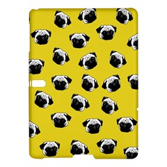 Pug dog pattern Samsung Galaxy Tab S (10.5 ) Hardshell Case