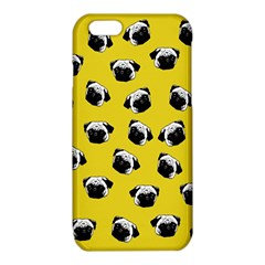 Pug dog pattern iPhone 6/6S TPU Case