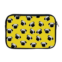 Pug dog pattern Apple MacBook Pro 17  Zipper Case