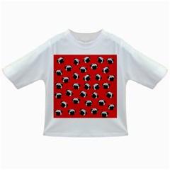 Pug dog pattern Infant/Toddler T-Shirts