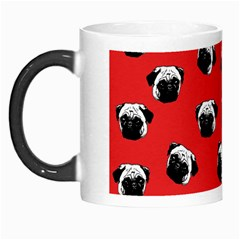 Pug dog pattern Morph Mugs