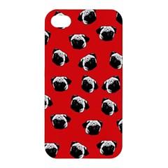 Pug dog pattern Apple iPhone 4/4S Premium Hardshell Case
