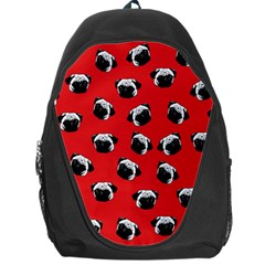 Pug dog pattern Backpack Bag
