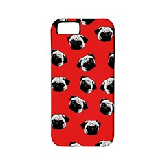 Pug dog pattern Apple iPhone 5 Classic Hardshell Case (PC+Silicone)