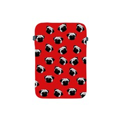 Pug dog pattern Apple iPad Mini Protective Soft Cases
