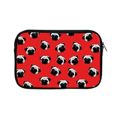 Pug dog pattern Apple iPad Mini Zipper Cases