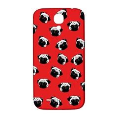 Pug dog pattern Samsung Galaxy S4 I9500/I9505  Hardshell Back Case