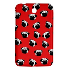 Pug dog pattern Samsung Galaxy Tab 3 (7 ) P3200 Hardshell Case
