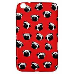 Pug dog pattern Samsung Galaxy Tab 3 (8 ) T3100 Hardshell Case