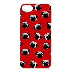 Pug dog pattern Apple iPhone 5S/ SE Hardshell Case