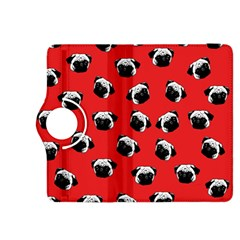 Pug dog pattern Kindle Fire HDX 8.9  Flip 360 Case