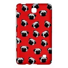 Pug dog pattern Samsung Galaxy Tab 4 (7 ) Hardshell Case