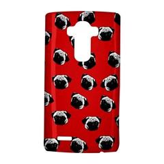 Pug dog pattern LG G4 Hardshell Case