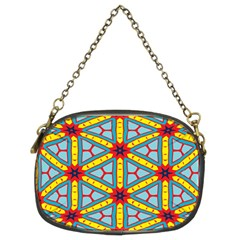 Stars pattern   Chain Purse (Two Sides)