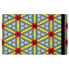 Stars pattern  Apple iPad 2 Flip Case