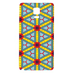 Stars pattern  Samsung Galaxy Note Edge Hardshell Case