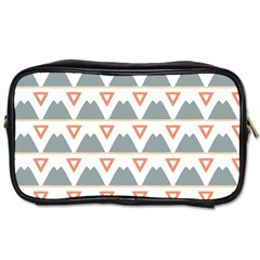 Triangles and other shapes           Toiletries Bag (Two Sides)