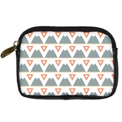 Triangles and other shapes      Digital Camera Leather Case