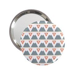 Triangles and other shapes           2.25  Handbag Mirror