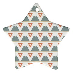 Triangles and other shapes           Ornament (Star)