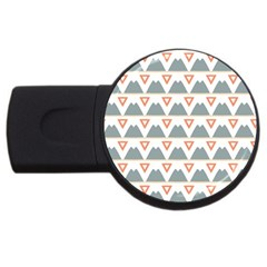 Triangles and other shapes           USB Flash Drive Round (4 GB)