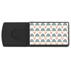 Triangles and other shapes           USB Flash Drive Rectangular (4 GB)