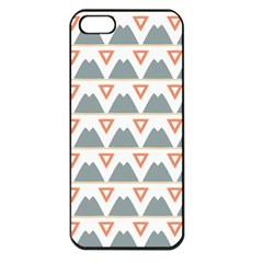 Triangles and other shapes     Apple iPhone 5 Seamless Case (Black)