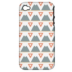 Triangles and other shapes     Apple iPhone 3G/3GS Hardshell Case (PC+Silicone)
