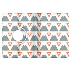 Triangles and other shapes     Kindle Fire HD (2013) Flip 360 Case
