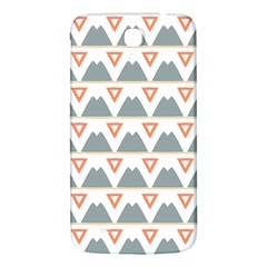 Triangles and other shapes     Samsung Galaxy Note 4 PU Leather Hardshell Back Case